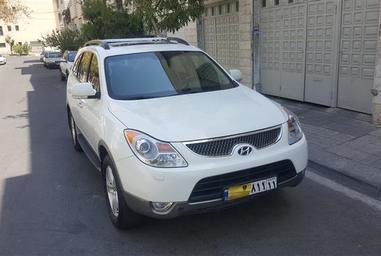 هیوندای، ix55،2011